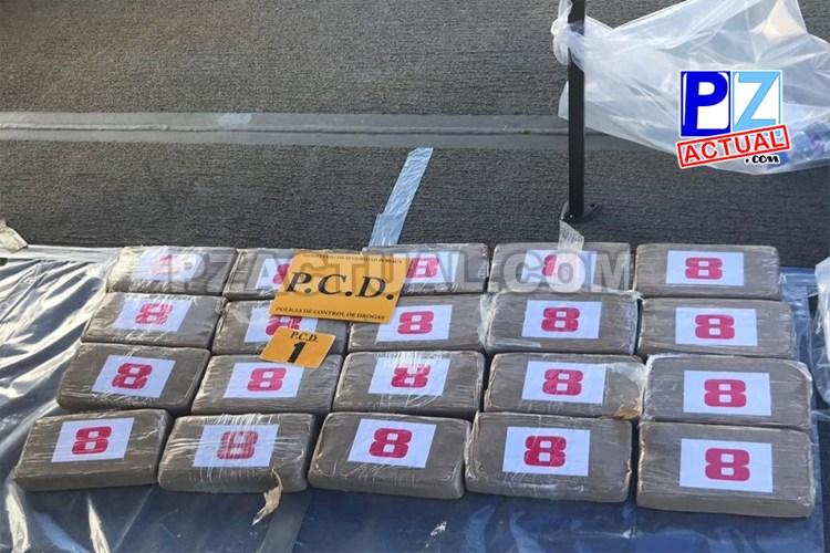 Sospechoso de transportar 25 paquetes de cocaína irán a prisión preventiva en Golfito.