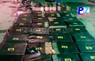 Autoridades decomisan 990 kilogramos de cocaína a 137 millas náuticas de Quepos.