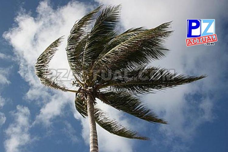 Persiste el viento acelerado sobre el país, 07 de febrero de 2019.