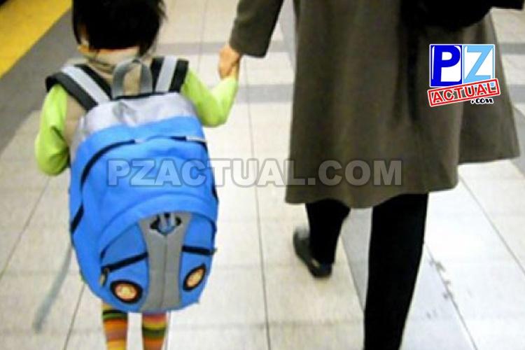 ¡OJO con los salveques escolares! ¡Cuide la salud de hijo (a)!