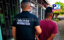 OIJ detuvo a sospechoso de difusión de pornografía infantil en Parrita.