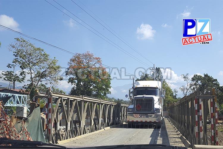 Es definitivo. Puente de El Hoyón se cerrará por dos semanas.