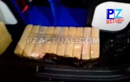 Fuerza Pública del Pacífico Central logra importante decomiso de aparente cocaína en Parrita y Garabito.