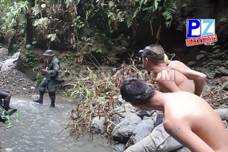 Policía de Fronteras y Guardaparques cazaron a coligalleros en Parque Nacional de Corcovado.