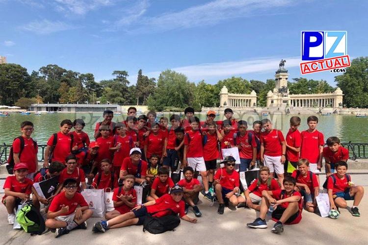 De Buenos Aires de Puntarenas a Madrid. Estudiantes ticos viajaron para aprender cine, cocina, fútbol y artes escénicas.