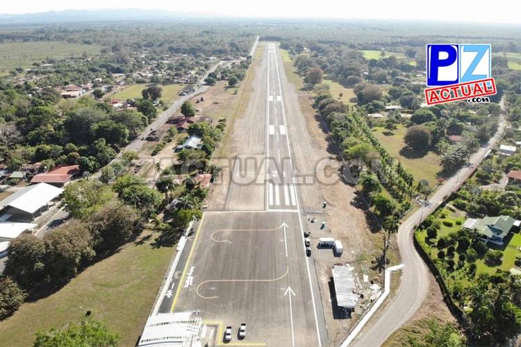 Zona Sur contará con un moderno Aeródromo más.