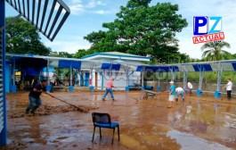 Ingenieros realizaron valoración de instalaciones de la CCSS en Golfito y Río Claro.