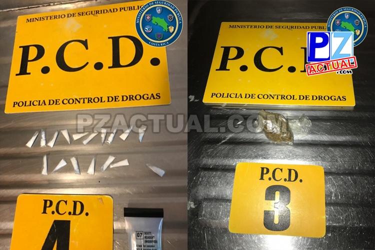 PCD captura a cinco presuntos narcotraficantes en Corredores.