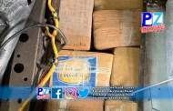 Autoridades decomisan 62 paquetes con cocaína en las cercanías de Dominical, Osa.