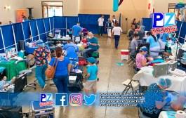 Jornada médico-odontológica  en Jacó, permitó la atención de 1075 pacientes adicionales.