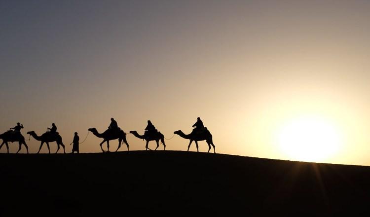 Saat Gubernur Mesir, Amr bin Ash, Menggusur Gubuk Reyot Demi Pembangunan Masjid