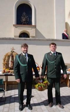 Dary z pól i lasów złożono na ręce ks. abp Wacława Depo, metropolity częstochowskiego.
