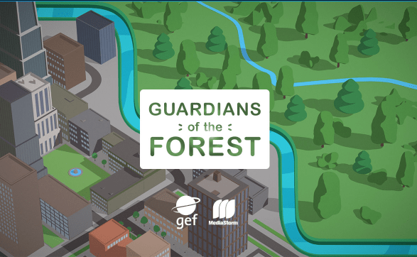 MediaStorm use motion graphics to highlight deforestation