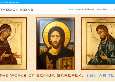 Orthodox Ikons
