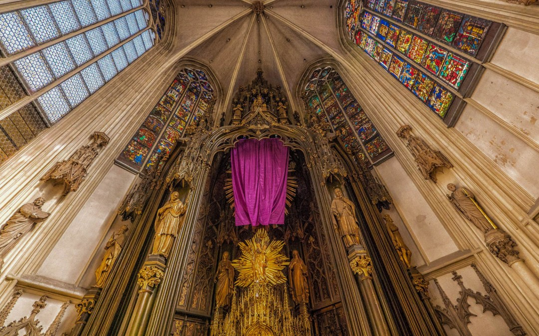 Churches and Cathedrals: A Photo Series