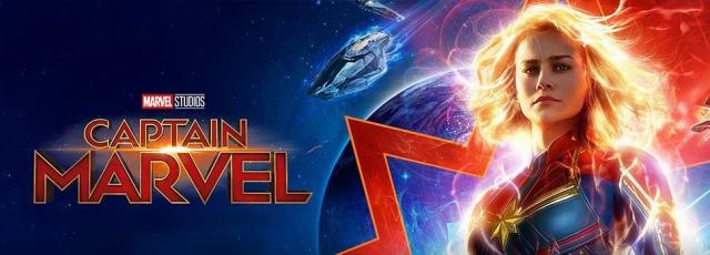 Risultati immagini per captain marvel banner