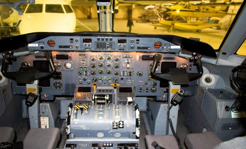 heavy maintenance and avionics support