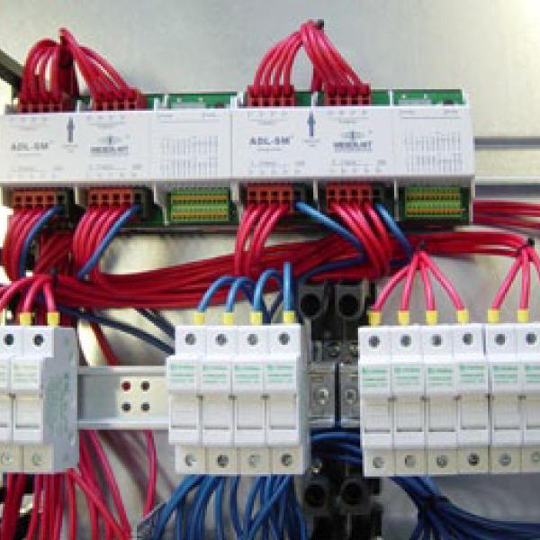 PV Anschlusstechnik Generatoranschlusskasten GAK Stringbox Einzelstringstrommessung
