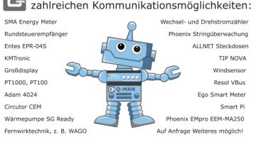 Q-MAN Energiemanagement - clever und kommunikativ
