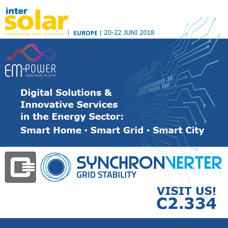 Intersolar EM Power