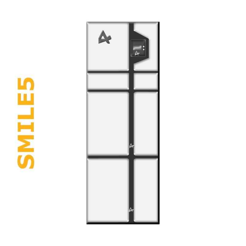 Übersicht Home Serie Alpha Smile5 magazynowanie energii