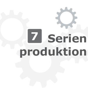 Serienproduktion elektronische Entwicklung