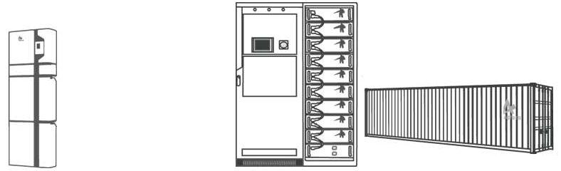 Welche Stromspeicher hat Alpha EES?