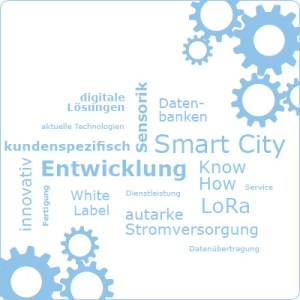 Entwicklungsdienstleistungen IoT Smart City
