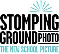 Stomping Ground Photo Logo