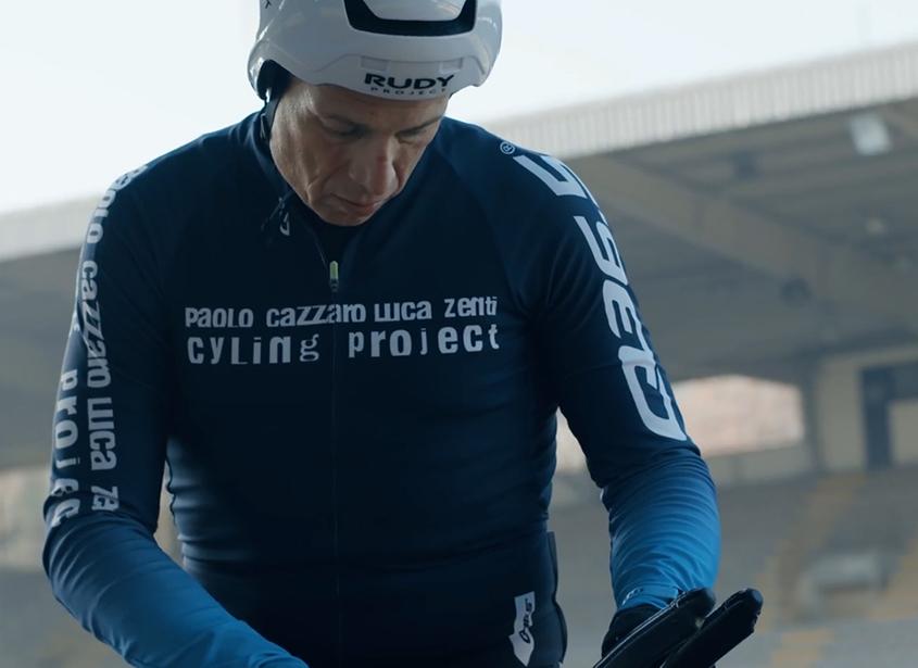paolo cazzaro italian cyclist