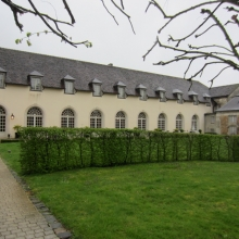The Orangerie - bed and breakfast at Chateau Etoges