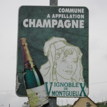 Montgueux - A small enclave producing chardonnay near Troyes