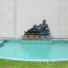 A Fountain at WTO