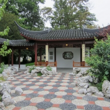 WTO - More of the Chinese Garden