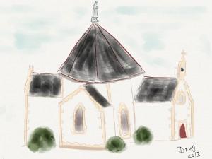 Notre Dame de la Cote - Penvins