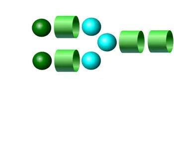 NA2 2-AB Glycan