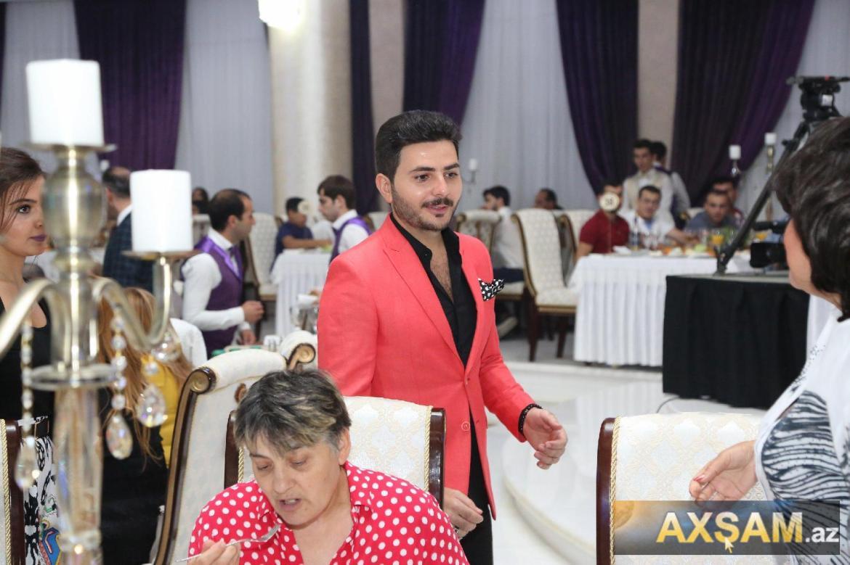 Sabir Rüstəmxanlının qızı müğənni əri ilə konsertdə -  Fotolar