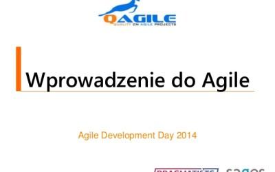 Wprowadzenie do Agile