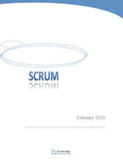 Scrum Guide Feb 2010