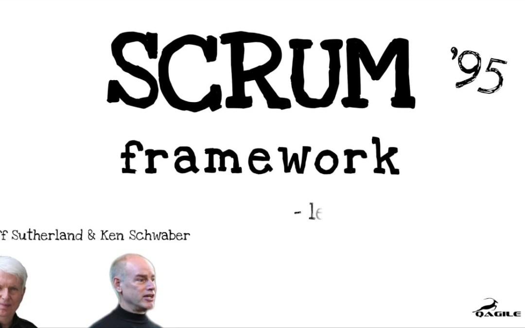 Scrum w 15 minut — Scrum Guide navideo