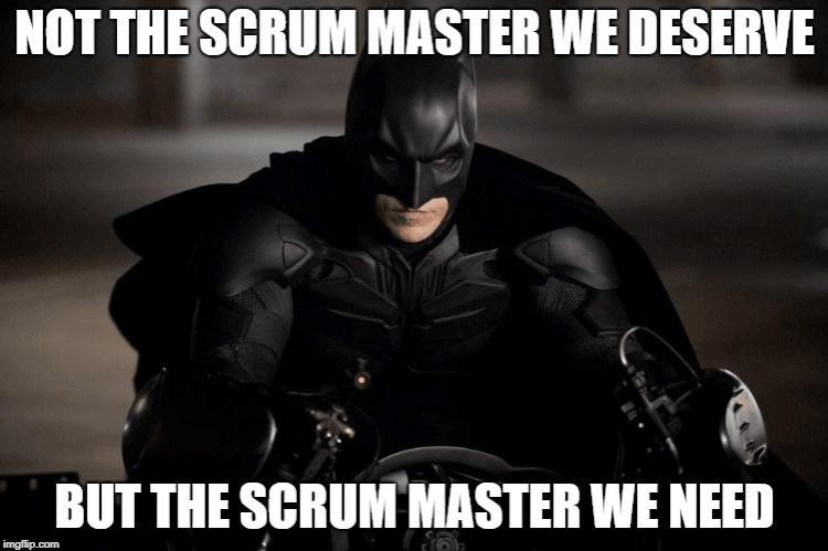 batman scrum master