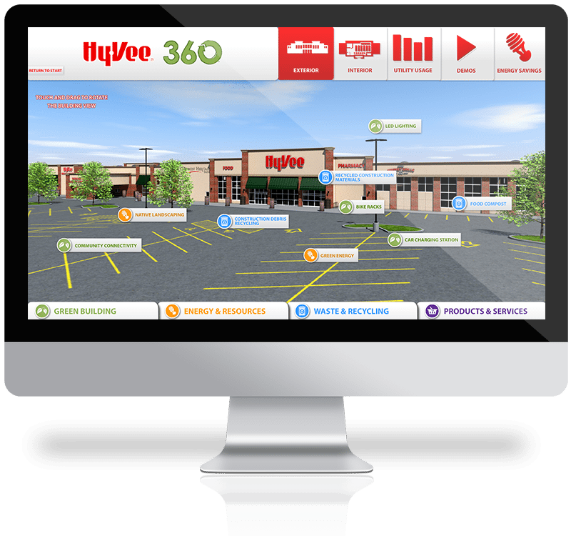 Hy-Vee energy dashboard