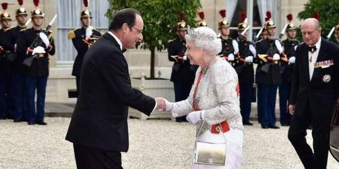 شفرة حقيبة الملكة اليزابيث.. اكسسوار ولها فيها مآرب أخرى