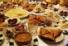 قواعد الإفطار الصحي والسحور المثالي في رمضان