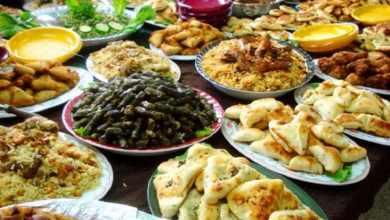 يوم على المائدة الرمضانية المصرية