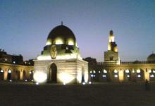 صلاة العيد جامع أحمد بن طولون