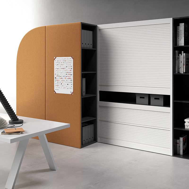 rideau d armoire en aluminium a cassette boxmilano
