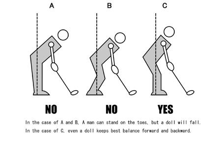A Study on Golf Swing 整形外科医mura-Qによる-身体の仕組みから見たゴルフ