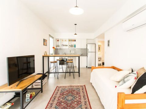 cool airbnb properties to