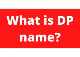 What is DP name?